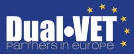 LogoDualVET Erasmus + KA2