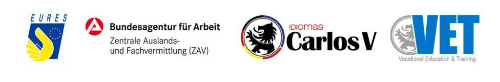 Logos 2 Ofertas de trabajo para hoteles y restaurantes en Alemania para las regiones de Baviera y Baden-Württemberg